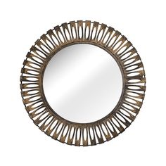 Guitar Rusted Metal Frame Mirror - Overstock™ Shopping - Great Deals on Zuo Mirrors