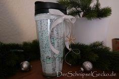 Stampin Up Im Wald Prägefolder - Winter - Weihnachten - Weiße Weihnacht - Coffee-to-go, Geschenkidee DerSchnipselGecko.de http://dini.derschnipselgecko.com/stampin-up-im-wald/