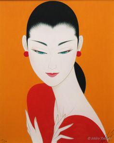 Grace of Orange by Ichiro Tsuruta.