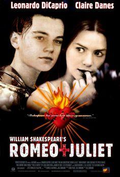 William Shakespeare's Romeo & Juliet 27x40 Movie Poster (1996)