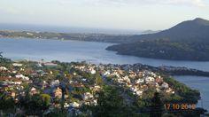 Vista da Lagoa da Conceição - Floripa 2012