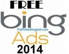 Get Free $50 Coupon Codes Bing Ads 2014