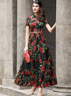 Discover latest and fashionable ladies dresses, long sleeve dresses, printed dresses, black dresses and more stylish best dresses for women. Hot dresses all on Ezpopsy. Cheap Maxi Dresses, Casual Dresses, Summer Dresses, Chiffon Maxi Dress, Dress Skirt, Chiffon Saree, Chiffon Shirt, Pretty Dresses, Beautiful Dresses
