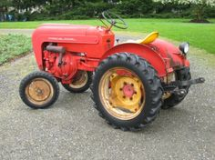 1959 Porsche Tractor, not so fast but if we ever have a farm!