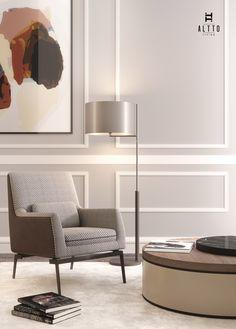 ALTTO | Contemporary Living room decor inspiration