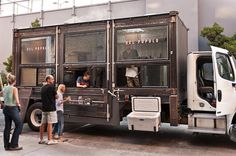 Pizza Del Popolo Blows Up the Food Truck - San Francisco Bay Area - Food News - CHOW