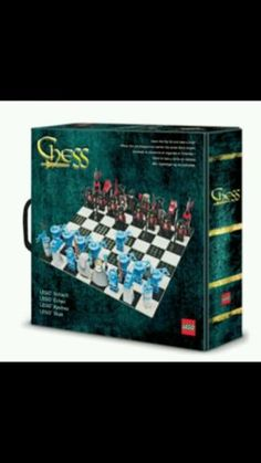 Lego #knights' #kingdom #chess set,  View more on the LINK: 	http://www.zeppy.io/product/gb/2/262234359341/