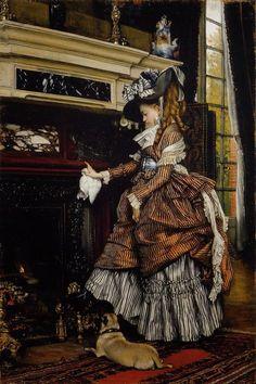 i love historical clothing