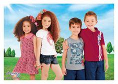 Looks que não podem faltar no armário do seu filho.  Minore Kids - Coleção Alto Verão 2014 Moda#criança#roupa www.minorekids.com.br www.facebook.com/Minorekids