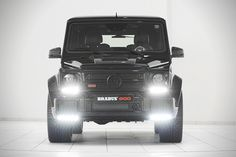 Brabus Debuts Mercedes Benz G65 Built For Business