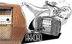 AKKORD - POSTE RADIO (1953 - 1954)