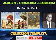 Descargar Álgebra, Aritmética y Geometría de Baldor [coleccion completa Pdf]…