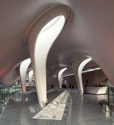 'Aggressive and banal' - Zaha Hadid's Serpentine Sackler Gallery | Building Studies | Building Design