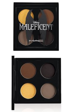 Maleficent Palette ($44) @M∙A∙C Cosmetics