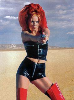 Ginger #SpiceGirls
