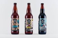 Duck Foot Brewing Co. Designed by Madonna+Child Design House