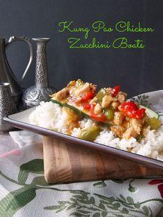 Kung Pao Chicken Zuc