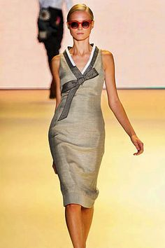Carolina Herrera Spring collection 2011