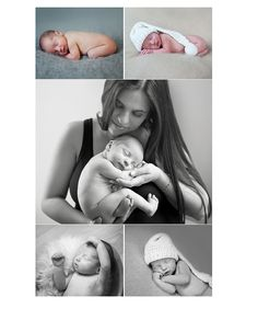 Love the middle mom + baby pic
