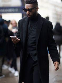 Coats inspiration for men.   MenStyle1- Men's Style Blog