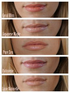 A post about my favorite neutral MAC lipsticks including Pure Zen, Patisserie, Luxe Naturelle, Coral Bliss and Japanese Maple. By Nikki Bergmans.
