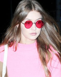 92152e03dba Rose-tinted sunglasses are set to be huge this year