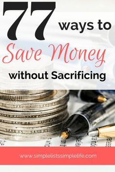 Easy ways to save money around the house. Tips are shared to begin frugal living in your household.