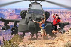 The Grand Cannon #grandcanyon #apachehelicopter #helicopter #photocrash #photocrashapp