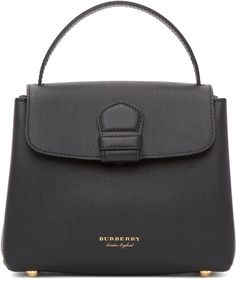 01187716bf Burberry - Black Small Camberley Bag purses and handbags leather Burberry  Bags