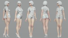 ArtStation - Black & White, SungWoong Kim Zbrush Character, Character Modeling, 3d Artwork, Drawing Studies, Art Station, Character Concept, Female Character Design, Character Art, Art Reference
