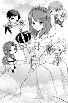 Subaru, Yusuke, Natsume, Louis & Ema