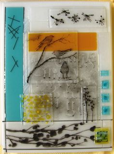 Laurene Howell, Fused Glass Artist - Wall Art