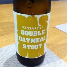 PASSAROLA Double Oatmeal Stout