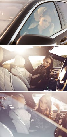 Fashion shoot by Easton Chang (http://www.eastonchang.com/) in the Mercedes-Benz S-Class. Thanks to Mercedes-Benz Australia.