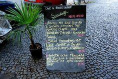 speisekarte sauvage Berlin