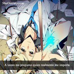 #Kiznaiver a veces me pregunto #Anime #Frases_anime #frases