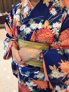 Trollbeads and a Kimono