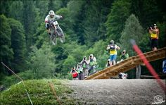 #DH #uci 2014 #leogang