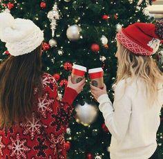 Nothing like starbucks on a Christmas morning