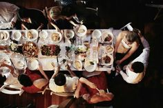 family style wedding Feast-Wedding-Long-Table-Reception-Decor-Gathering-Company-Casual-Intimate-Meal