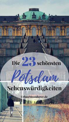 Hier beschreibe ich dir den perfekten Rundgang entlang der 23 schönsten Potsdam Sehenswürdigkeiten. Aber nicht nur das: Ich gebe dir zudem praktische Potsdam Tipps, die dir bei der Organisation deiner Reise sehr nützlich sein werden.