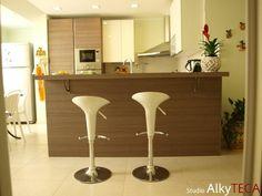 Studio AlkyTECA - Opere Interne  Soluzione progettuale riguardo una diversa distribuzione interna degli ambienti di un appartamento.  ----------------------------------------------------  Studio AlkyTECA - Interior Design  Design solution for a different layout of the rooms of an apartment.