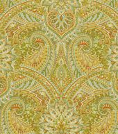 Home Decor Print Fabric-Waverly Swept Away Sorrel-guest room