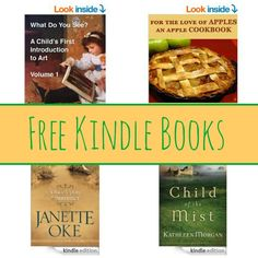 Free Kindle Book List: What Do You See?, Once Upon A Summer, Child Of The Mist, and More