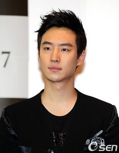 In the photo, Lee Je Hoon can be seen in his full army uniform while giving a smile and salute to the camera. Description from pinoyexchange.com. I searched for this on bing.com/images Asian Boys, Asian Men, Tomorrow With You, Lee Je Hoon, Men Looks, Korean Actors, Gorgeous Men, Handsome, Celebs