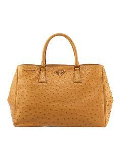 fb7dc1f3d7001e Struzzo Executive Tote by Prada at Neiman Marcus. Prada Tote, Prada  Handbags, Tote