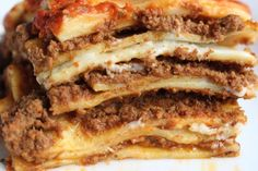 A well-made lasagna | Photo by Mike Easton of ilcorvopasta.com/