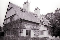 Hollymount, 1905 by C. F. A. Voysey | Flickr - Photo Sharing!