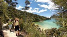 One of NZ's Great Hikes: Abel Tasman Coast Track