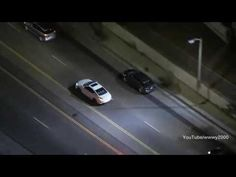 Southern California High Speed Police Chase Stolen Toyota (September 24,...